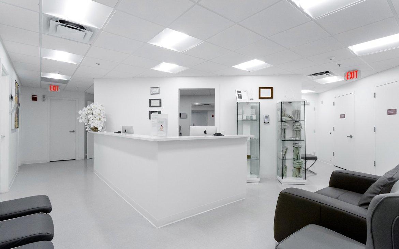 Patients Area For Pre-OP