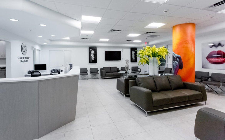 CG Cosmetic Reception Area 2